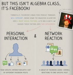 [INFOGRAPHIC] Facebook EdgeRank 102 – Understanding How News Feed Stories Are Filtered | SM | Scoop.it