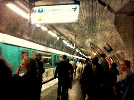 Epifania: Postcards from Paris #1: la metro   Epifania   Scoop.it