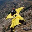 """HowStuffWorks """"How Wingsuit Flying Works""""   Wingsuiting   Scoop.it"""