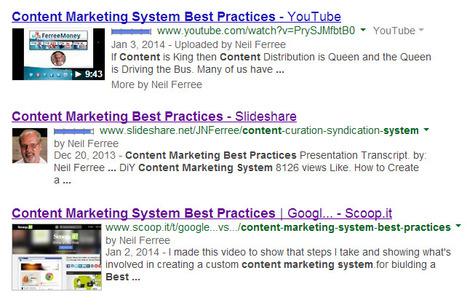 SlideShare: Content Marketing's Happy Medium | Google Plus and Social SEO | Scoop.it