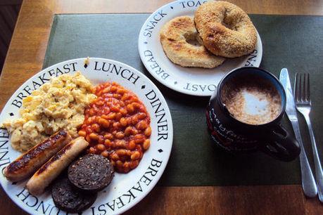 Les petits déjeuners dans le monde   Foreign Language Focus   Scoop.it