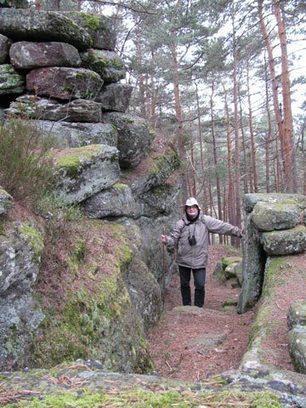 Le Mur Païen, empreinte d'Hannibal en Alsace ? | Karine Baudoin | Histoire8 | Scoop.it