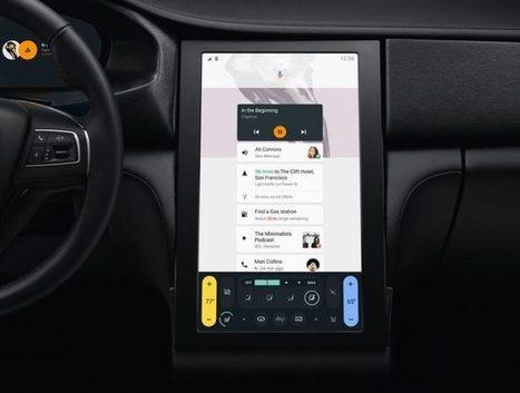 [Google I/O] Android Auto prend le contrôle de votre véhicule   Objets   Voitures connectées   Scoop.it