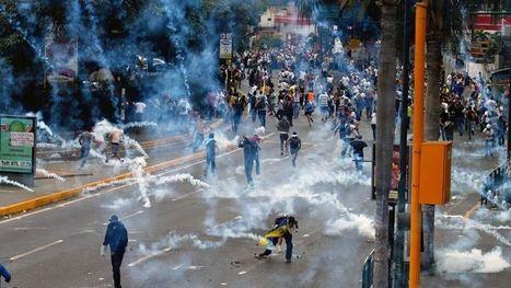 Le Venezuela, «c'est l'Ukraine de l'Amérique latine» | Amerique latine | Scoop.it