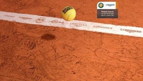 Roland Garros et ses animations. | Roland Garros sur les réseaux sociaux | Scoop.it