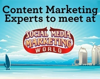 20 experts de contenu marketing pour répondre à Social Media Marketing Monde - Curata Blog | Curating ... What for ?! Marketing de contenu et communication inspirée | Scoop.it