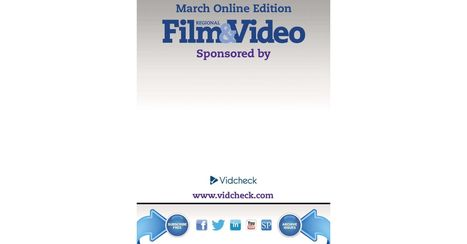 Broadcast Industry News From Regional Film and Video   Broadcast Engineering Notes   Scoop.it