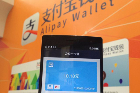 Alibaba's Alipay Ups Convenience Factor For Traveling Chinese Shoppers | Digital Marketing | Scoop.it