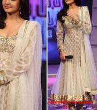 Dani Fashions - Anushka sharma net anrkali | Indian Salwar Kameez Online | Scoop.it