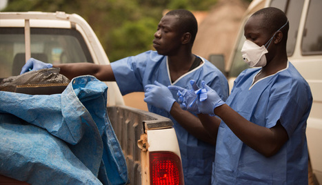 Unicef: Ebola and Technology | Media for development | Scoop.it