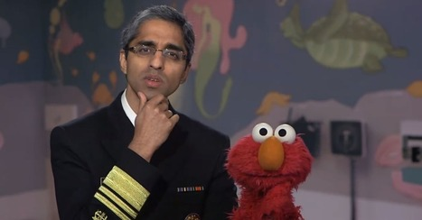 Elmo is scared of vaccines, but singing Taylor Swift helps him shake it off | digital divide information | Scoop.it