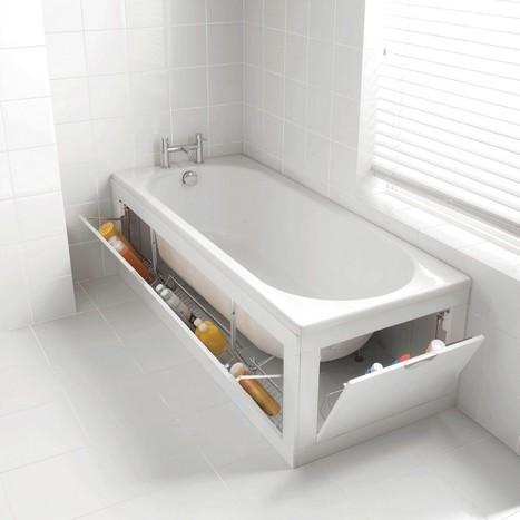 Une baignoire design révolutionne la salle de bain - | Design insolite | Scoop.it