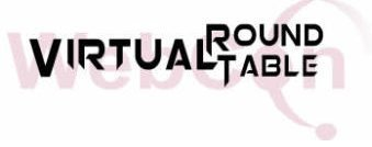 6th Virtual Round Table Conf 17-19 May 2013 #vrtwebcon | Educators CPD Online | Scoop.it