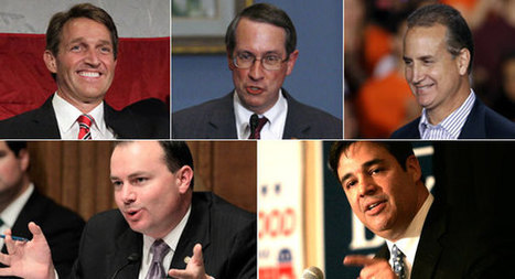 5 Republicans who matter on immigration - Seung Min Kim | The Evolving Story of Immigration | Scoop.it