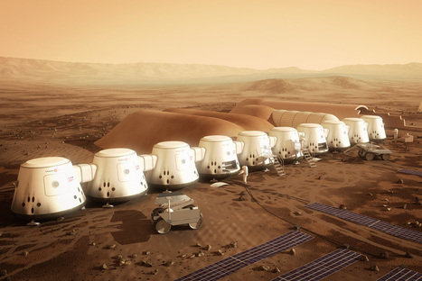 Know Mars One Project | Astrobiology Magazines | Scoop.it