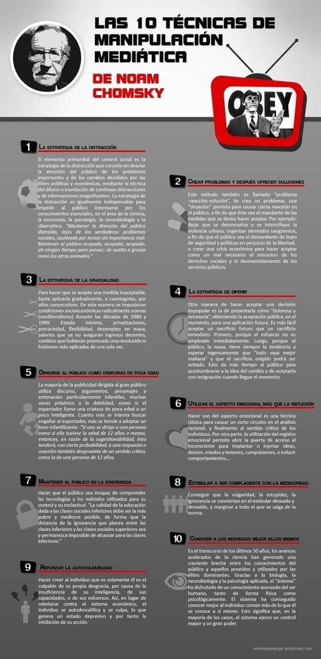 CNA: CÓMO FUNCIONA LA MANIPULACIÓN MEDIÁTICA? | La R-Evolución de ARMAK | Scoop.it