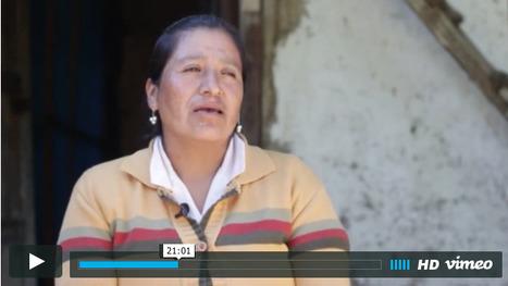 La lucha de las mujeres en Perú en el documental 'Las damas azules' | Genera Igualdad | Scoop.it