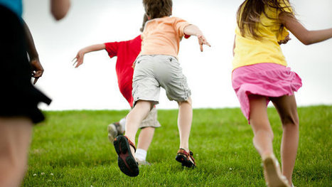 More Active Play Equals Better Thinking Skills For Kids | What Young Children Really Need | Scoop.it