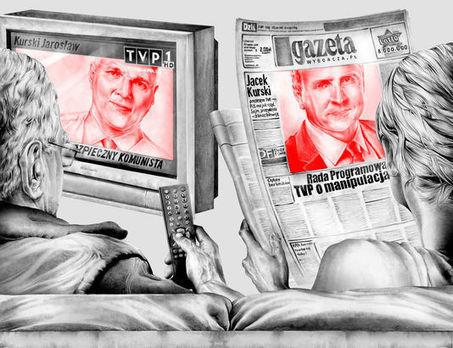 Les Kurski, frères ennemis symboles du clivage idéologique qui ronge la Pologne | DocPresseESJ | Scoop.it