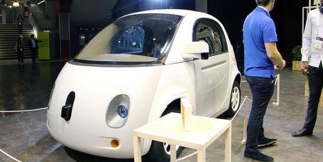 L'Allemagne déjà prête à légiférer sur la voiture autonome | Post-Sapiens, les êtres technologiques | Scoop.it