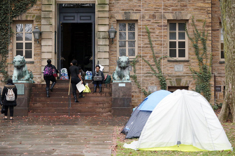 Why Princeton students want Ivy to drop Woodrow Wilson name, portraits | Southmoore AP United States History | Scoop.it