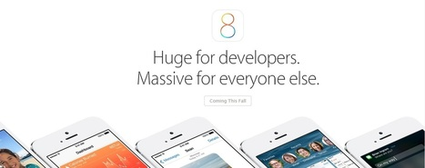 iOS 8, with some rocking new features | Praveen Narra | Scoop.it