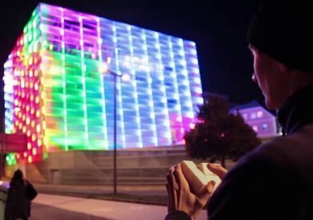 Un cubo de Rubik gigante | Trigital | Scoop.it
