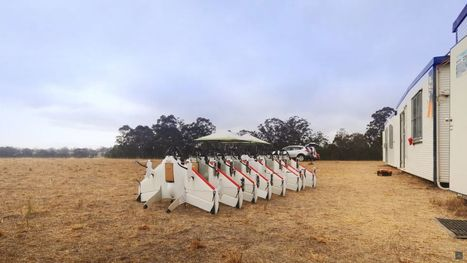 Google wants to call drones to medical emergencies at the push of a button   drones   Scoop.it