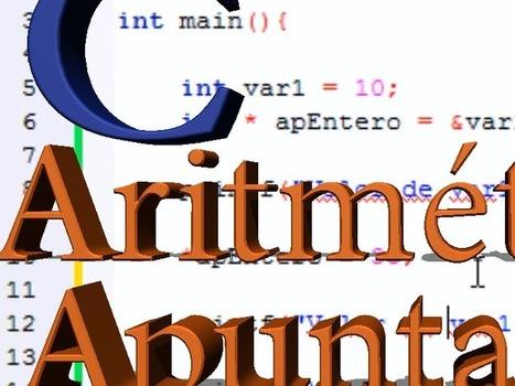 Programación en C - Aritmética de apuntadores - Taringa!   Estructuras de datos en C++   Scoop.it