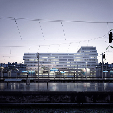 Parisian DESIGN agency, RSi-studio WIN best commissioned architectural image at CGarchitect 3D Awards | The Architecture of the City | Scoop.it