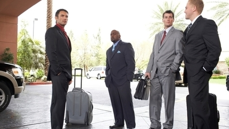 Survey: Business Travel Industry Booming Once Again | Tourism Innovation | Scoop.it
