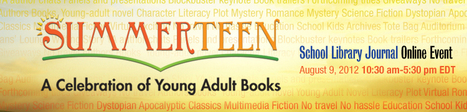 SummerTeen: A Celebration of Young Adult Books — The Digital Shift | Young Adult and Children's Stories | Scoop.it