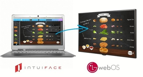 Web OS Based Digital Signage at IntuiLab | IntuiLab Updates | Scoop.it