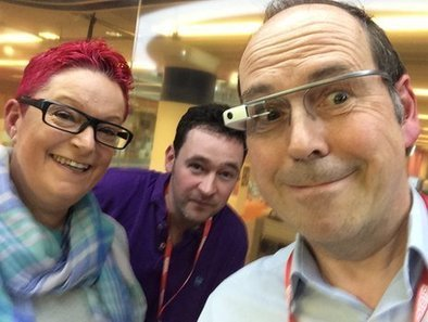 Live radio - through Google Glass | Keeping up with Ed Tech | Scoop.it