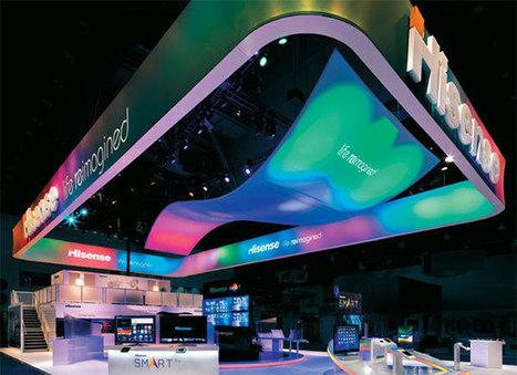 New Exhibit Design Techniques in the Industry | Exhibit Education Center - InterEx Exhibits | Scoop.it
