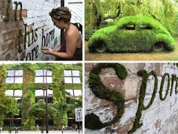 How to Make Moss Graffiti | Bricolage pour mes enfants | Scoop.it