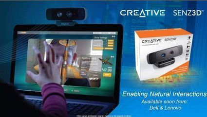 Intel veut des capteurs de mouvement et d'émotions dans les ordinateurs portables | Inspiration | Scoop.it
