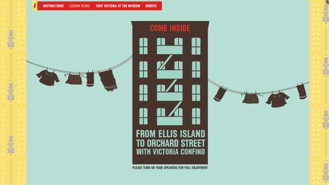 Tenement Museum | From Ellis Island to Orchard Street with Victoria Confino | Stuff I Found Intriguing | Scoop.it