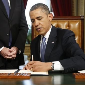 Obama to sign Violence Against Women Act on Thursday - USA TODAY | Restore America | Scoop.it