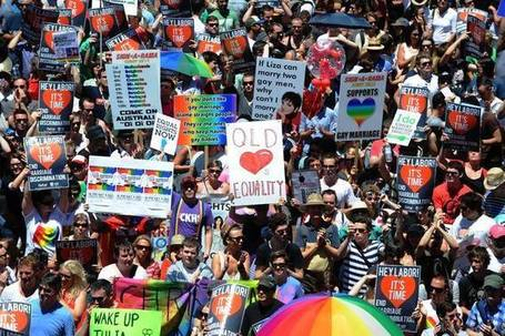 Should Australia hold a referendum on gay marriage? | Gay Lifestyles | Scoop.it