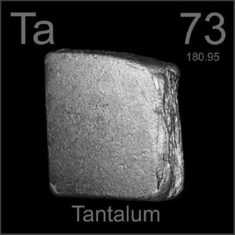 Researchers use titanium-tantalum alloy to improve stress absorption of 3D printed implants | 3D_Materials journal | Scoop.it