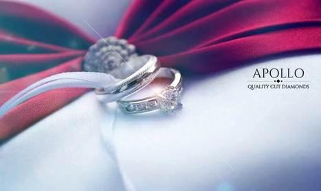טבעת אירוסין עד 70% חסכון | אפולו יהלומים | Home theater | Scoop.it
