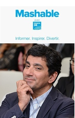 Mashable avec France24: startup brings innovation to legacy newsroom | DocPresseESJ | Scoop.it