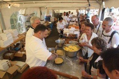 Le gâteau basque : une tradition dorée au four | Sud Ouest | Actu Boulangerie Patisserie Restauration Traiteur | Scoop.it