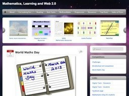 Math - Brilliant Blogger of the Week: Colleen Young | Teaching News | Math Problems | Scoop.it