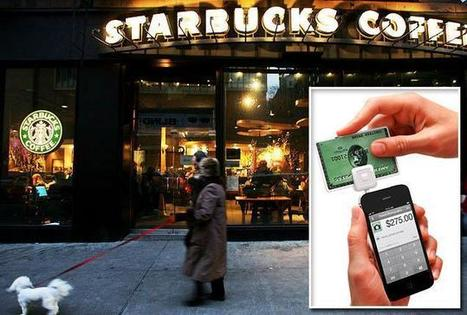 Starbucks + Square = mobile payment for your lattes | Mobile IT | Scoop.it