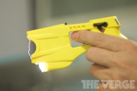 Why Taser is paying millions in secret 'suspect injury or death' settlements | Nerd Vittles Daily Dump | Scoop.it