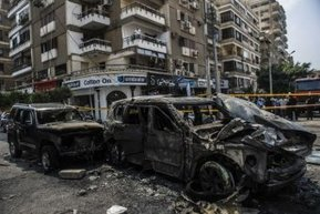 Bomb targets Egypt's public prosecutor in Cairo, security officials say - ABC Online | Terrorism | Scoop.it