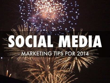 """Social Media Marketing Tips 2014"" - A Haiku Deck by John  Walker 