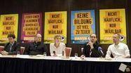 Parteitag: Der Piraten-Exzess der Medien - ZEIT ONLINE | Bundesparteitag #Piraten #BPT122 | Scoop.it
